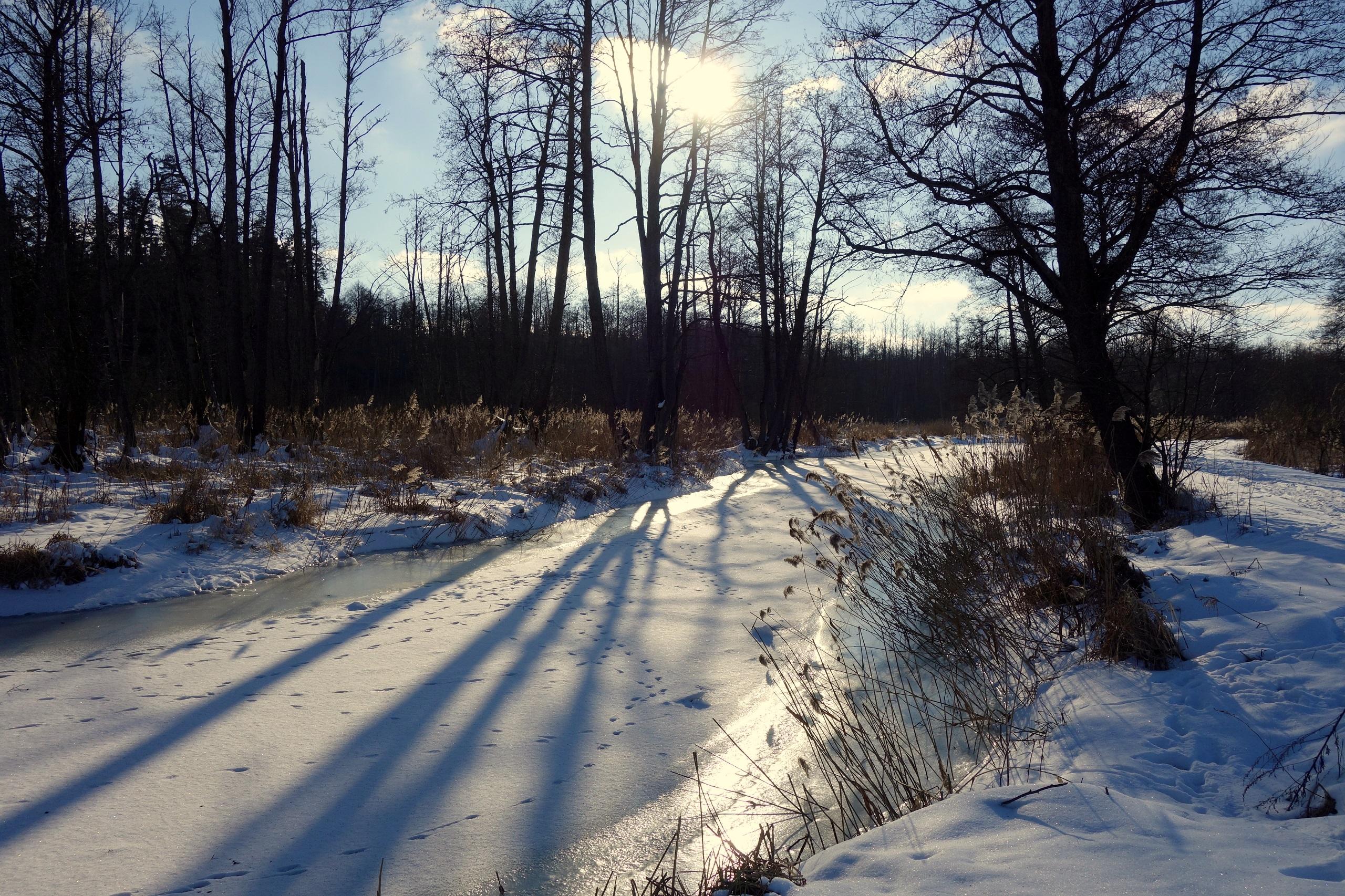 Zimowy Supraśl - trasa mojego ulubionego spaceru, TOP 10 atrakcji Podlasia