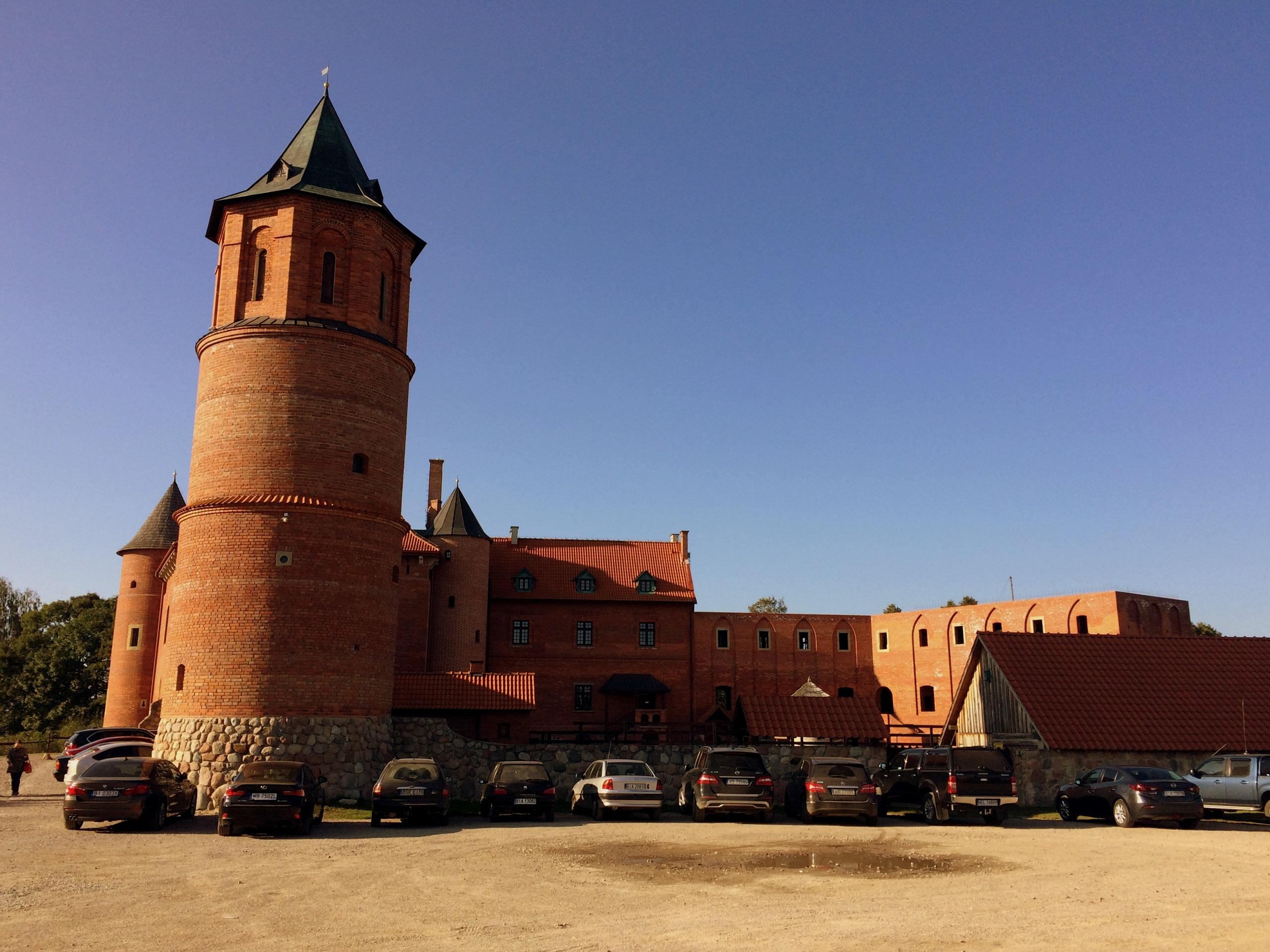 Zamek w Tykocinie, TOP 10 atrakcji Podlasia