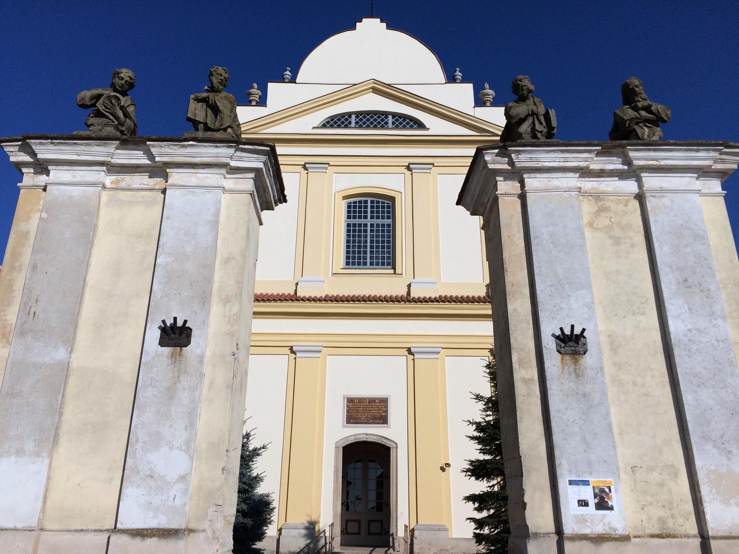 Kościół Świętej Trójcy w Tykocinie - TOP 10 atrakcji Podlasia
