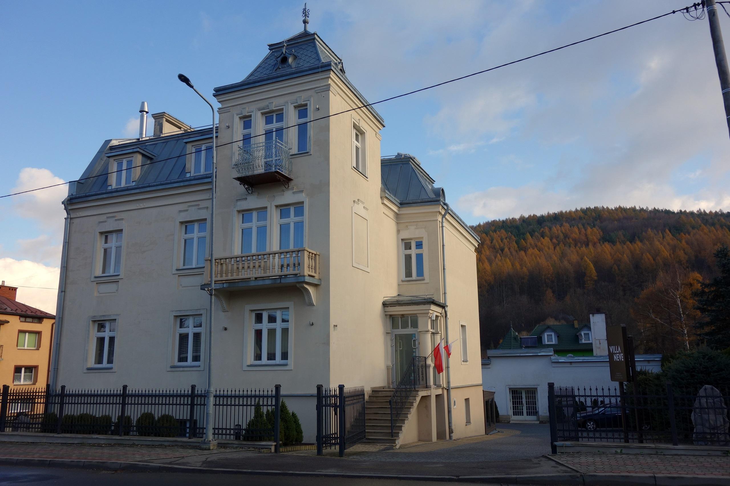 Villa Neve - Ustrzyki Dolne