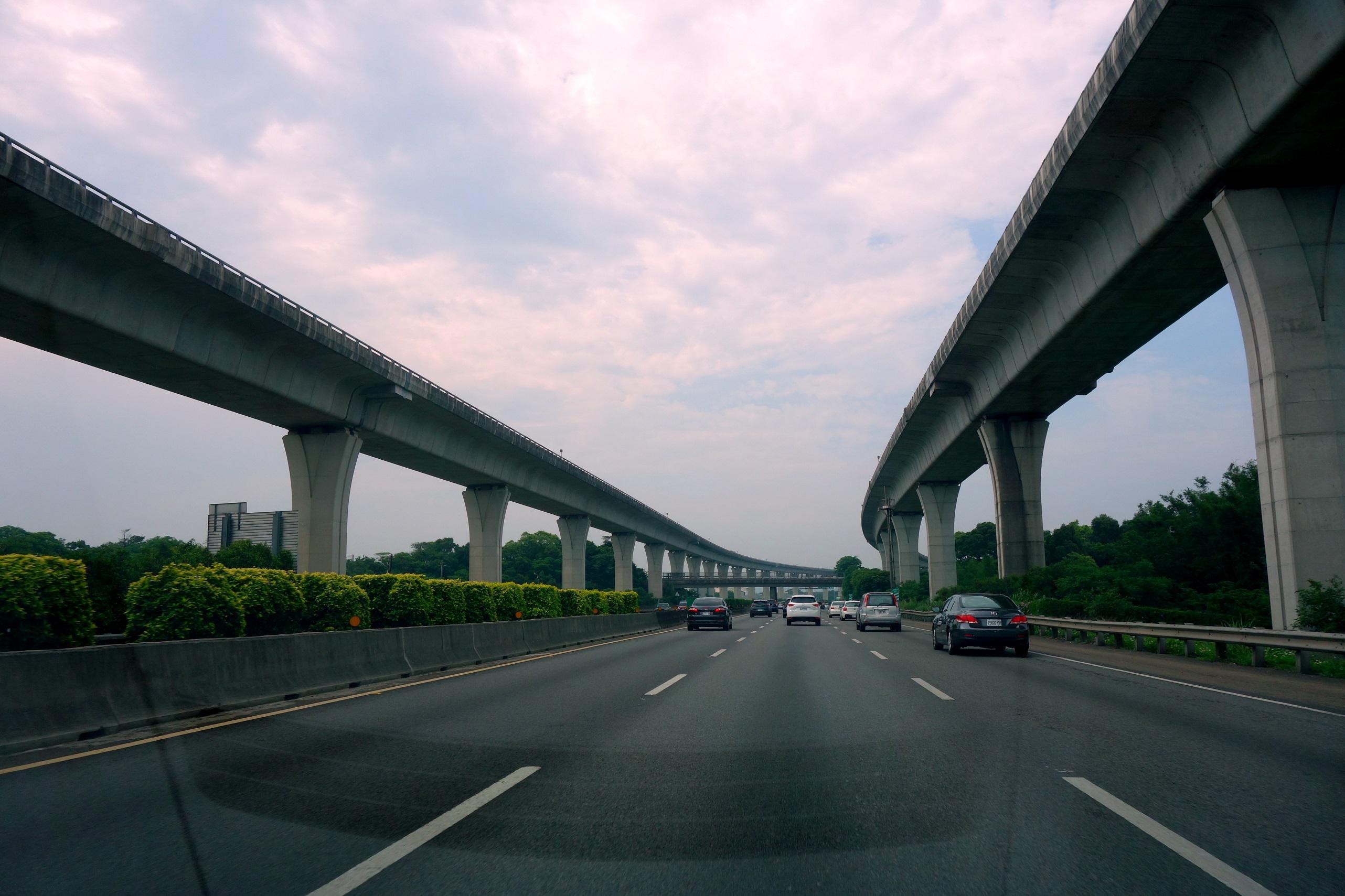 Stan dróg na Tajwanie - Podróże od kuchni