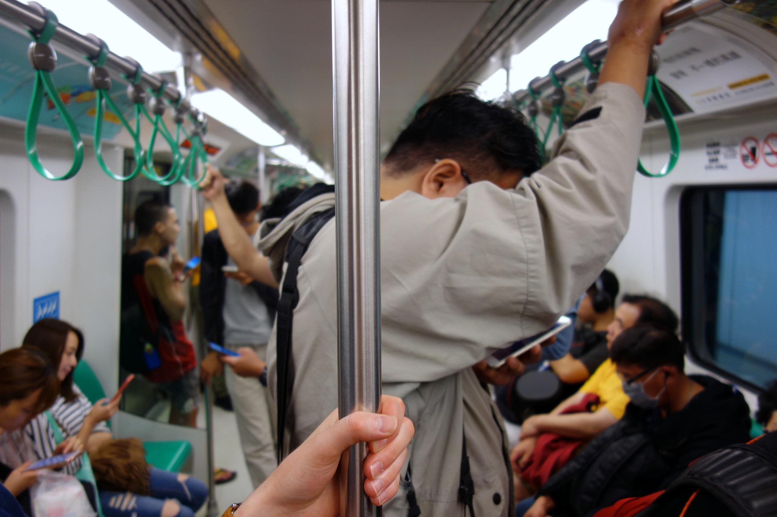 W metrze na Tajwanie - Podróże od kuchni
