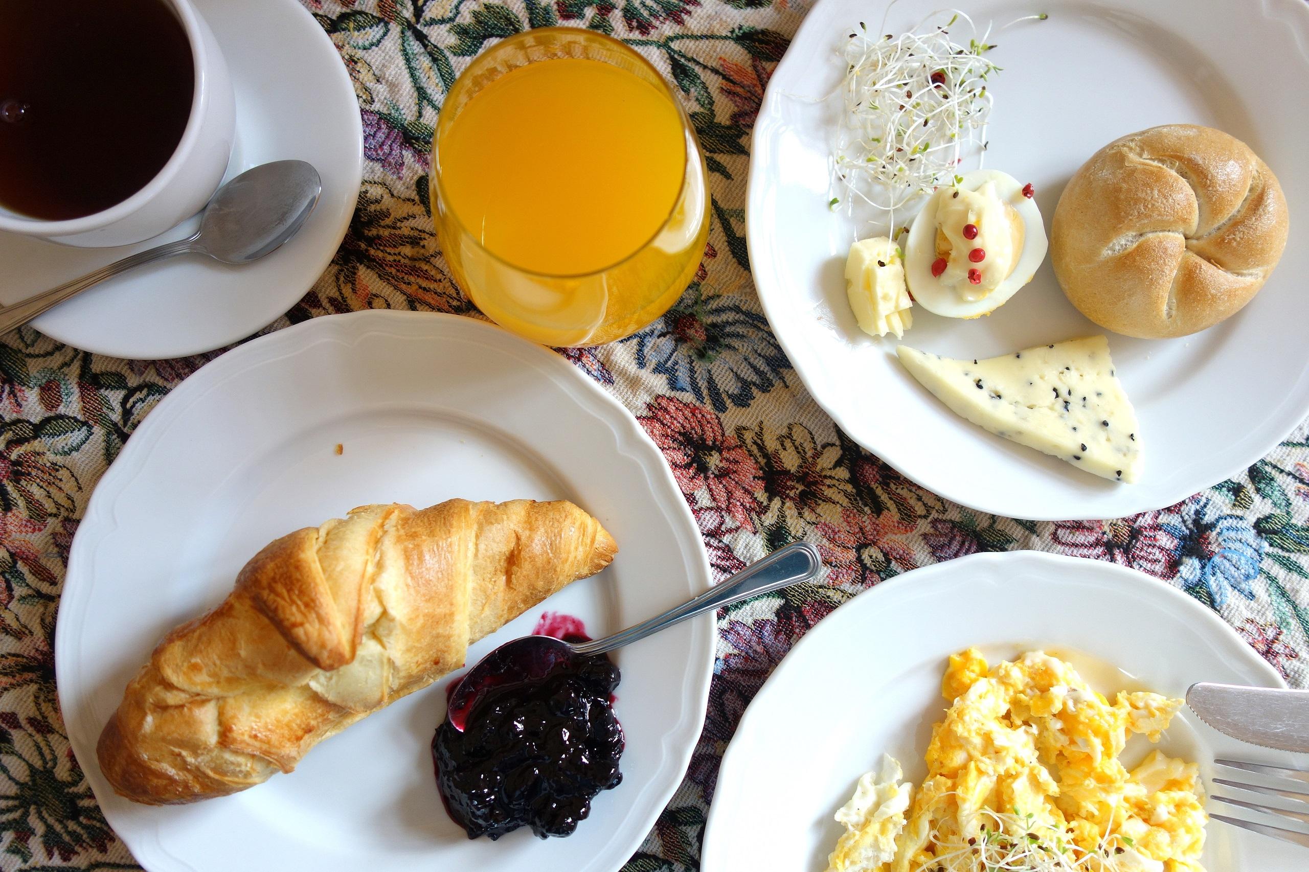 Śniadanie na Zamku w Tykocinie
