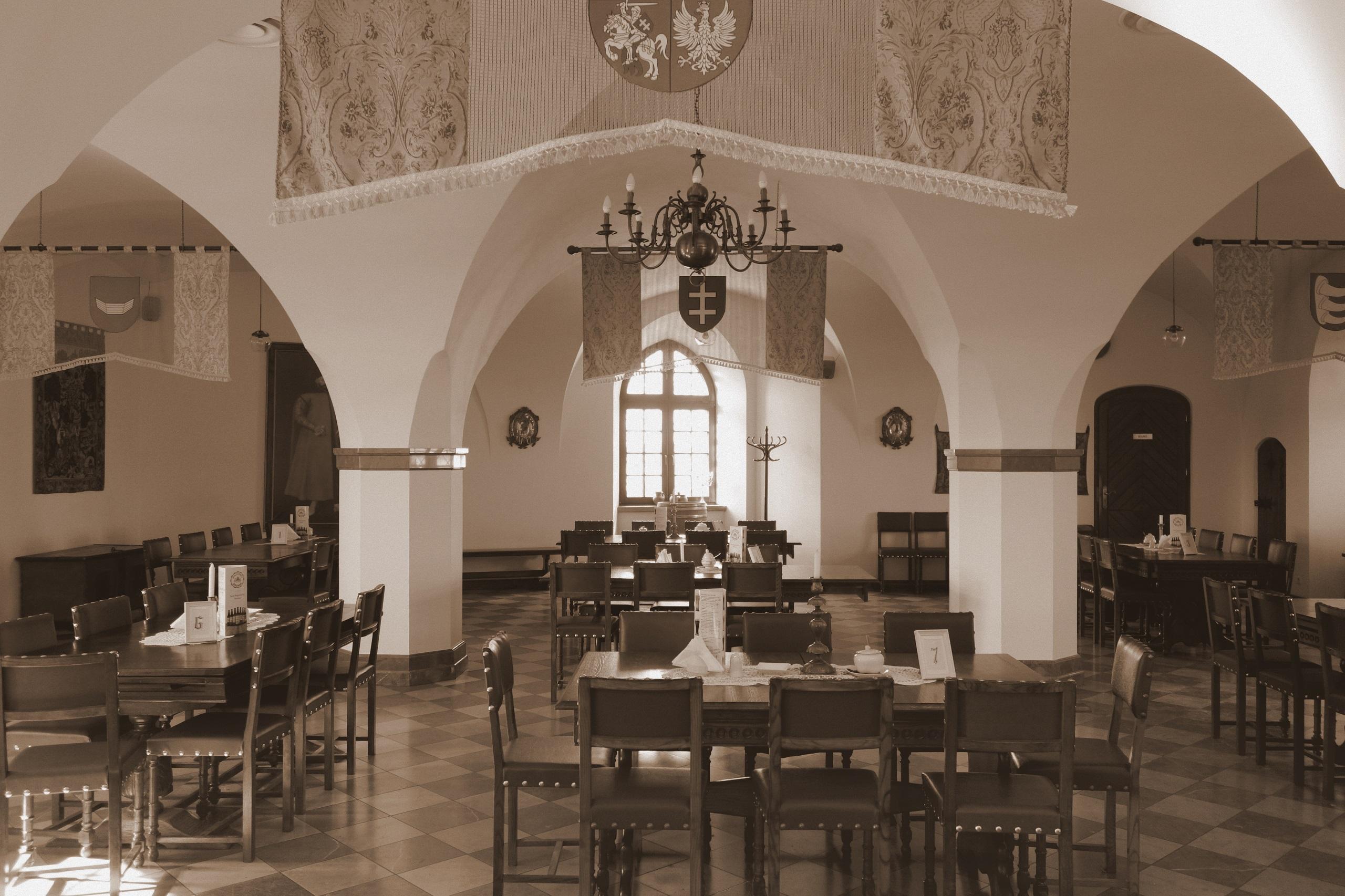 Zamek w Tykocinie - Restauracja Zamkowa