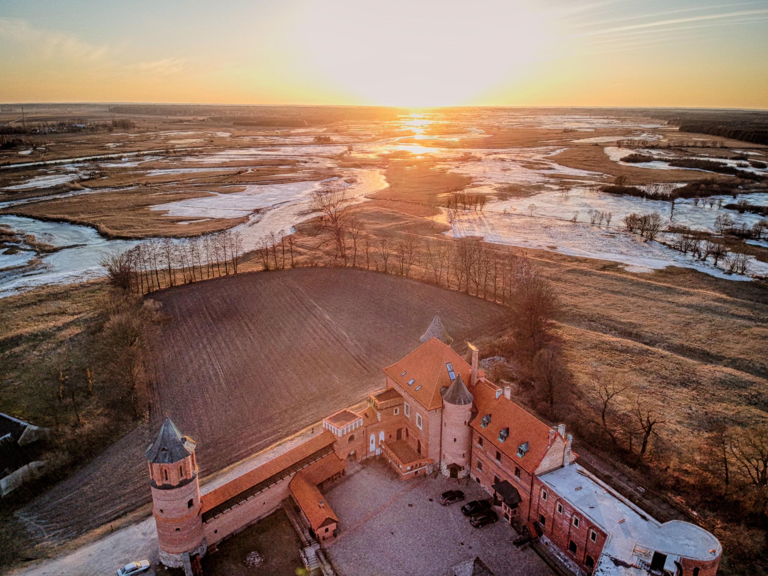 Zamek w Tykocinie, fot. Maciej Korsan