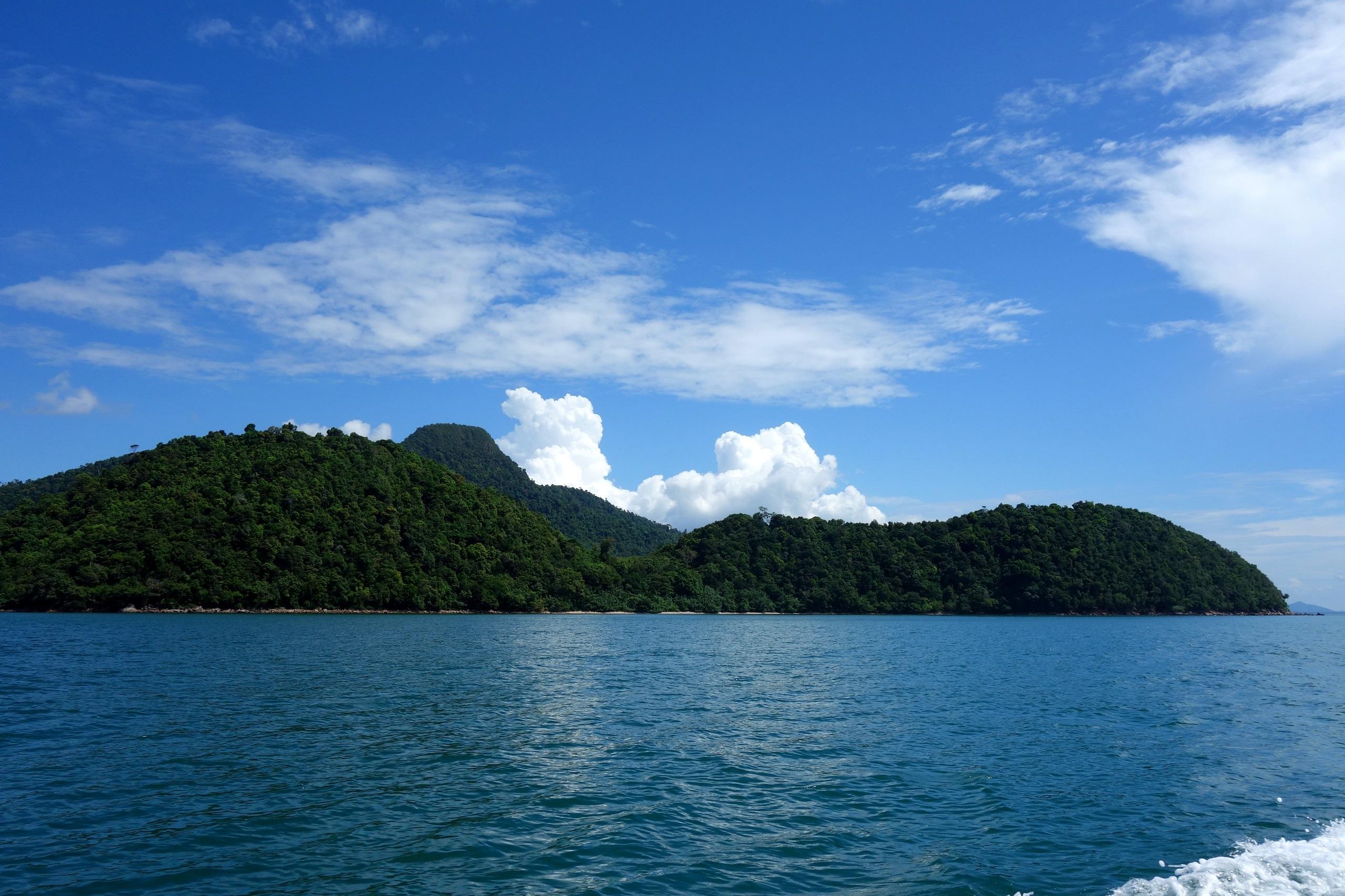 Wyspa Koh Jum, Tajlandia