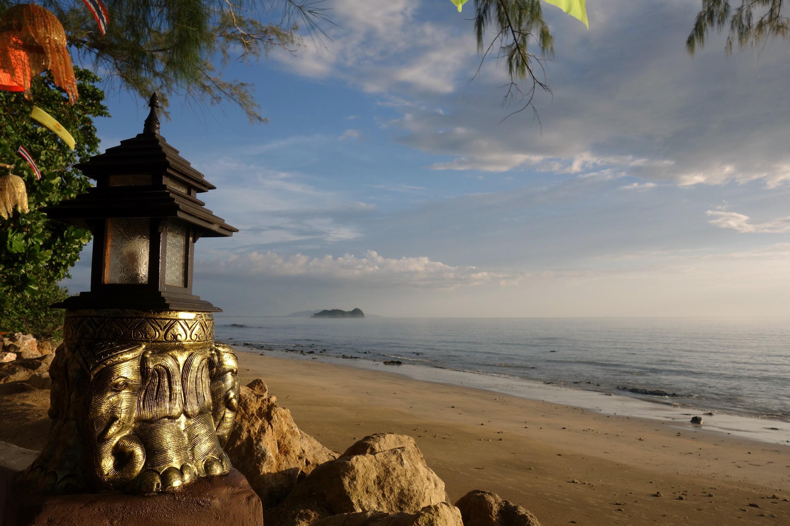Wyspa Koh Jum, Tajlandia i długie, spokojne wieczory