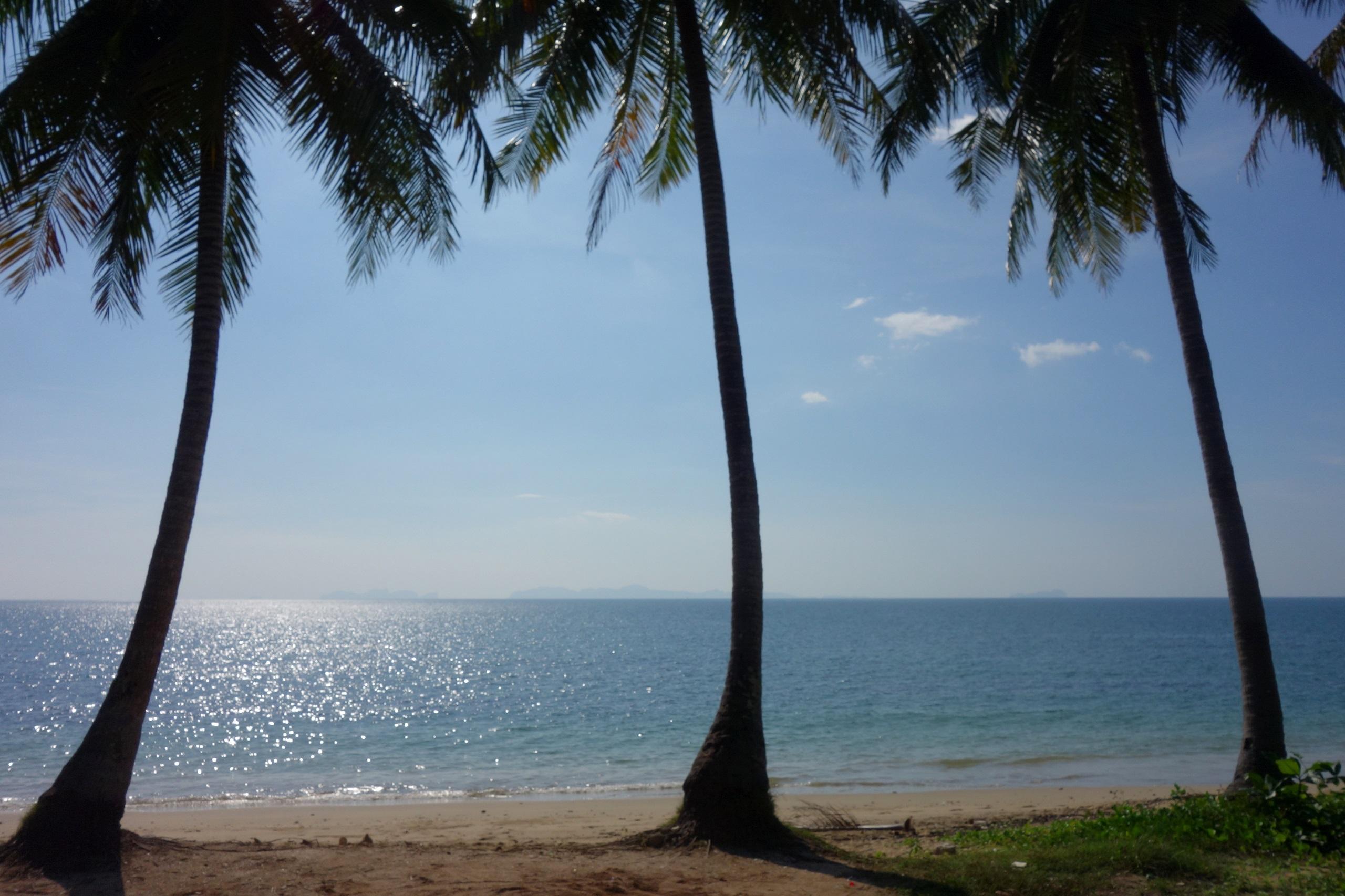 Rajska wyspa Koh Jum, Tajlandia