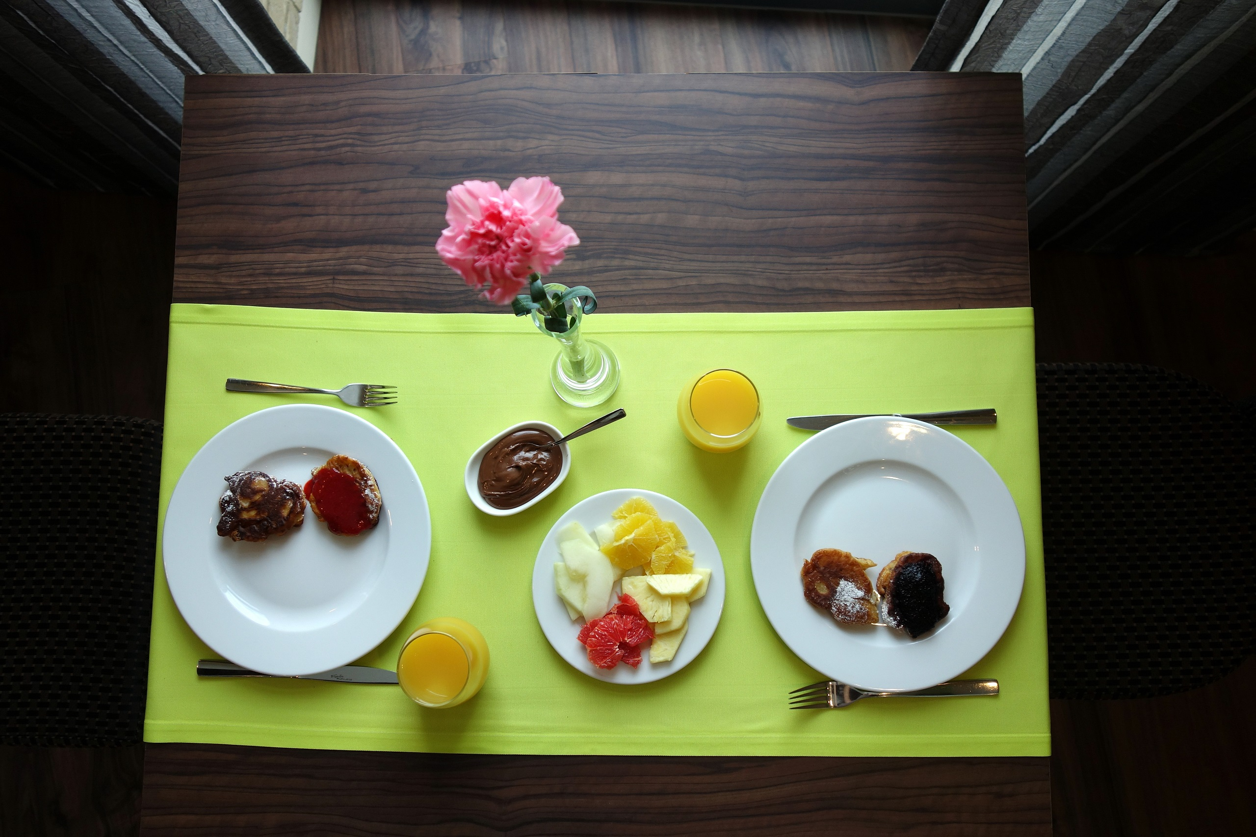 Śniadanie w Hotelu Loft 1898 - Suwałki