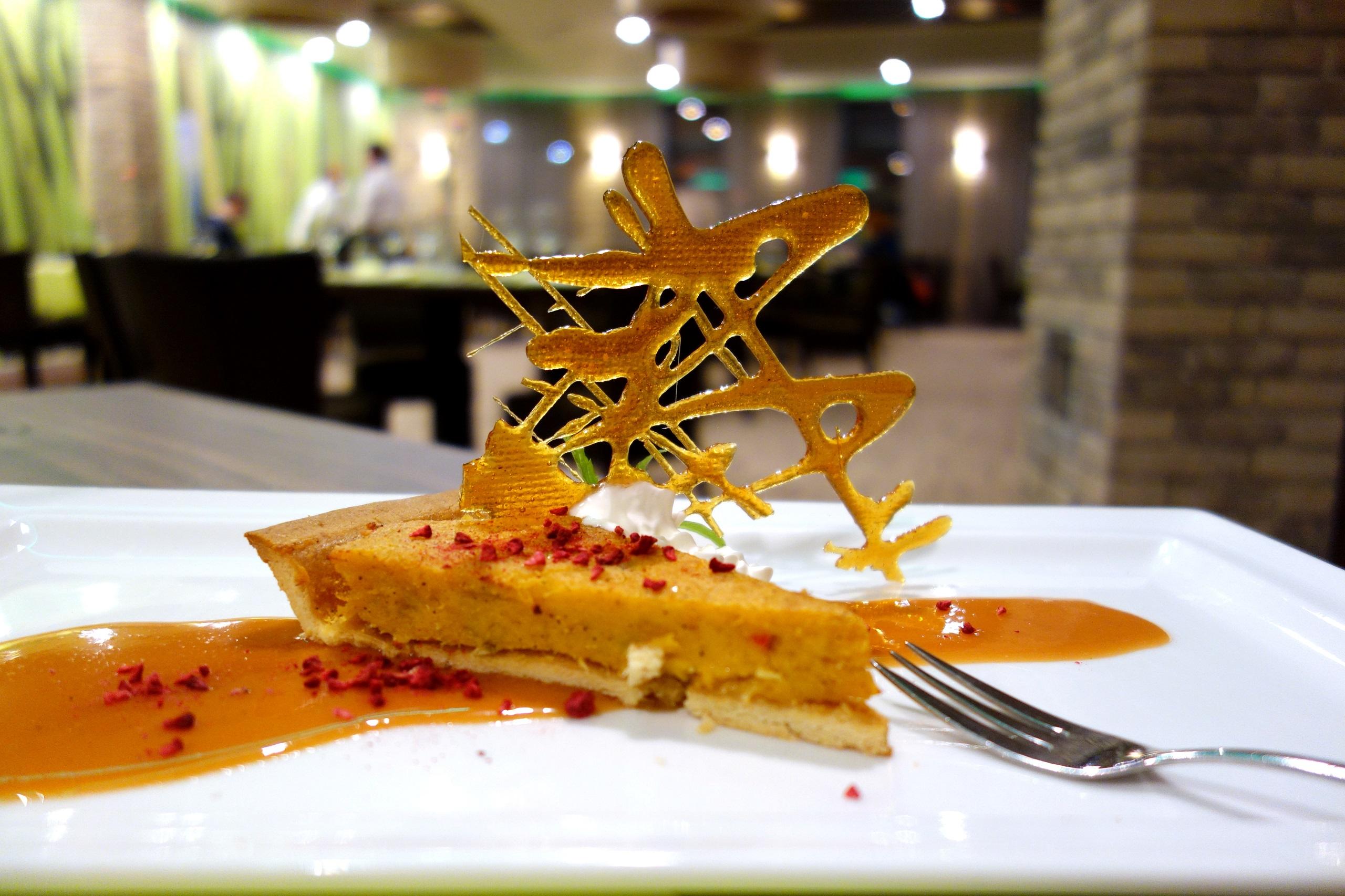 Restauracja Tatarak, Suwałki - przykładowy deser