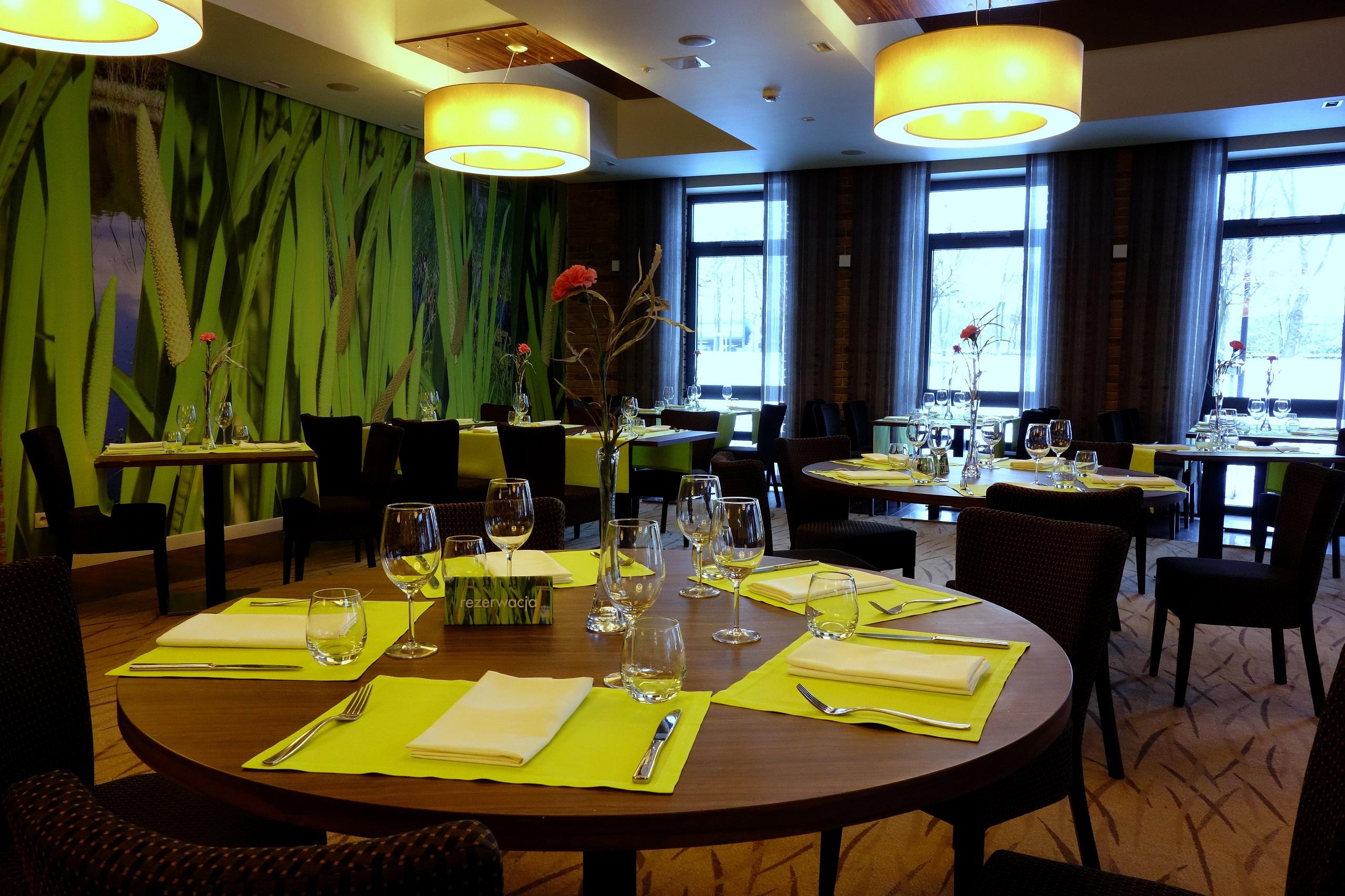 Hotel Loft 1898 – restauracja Tatarak