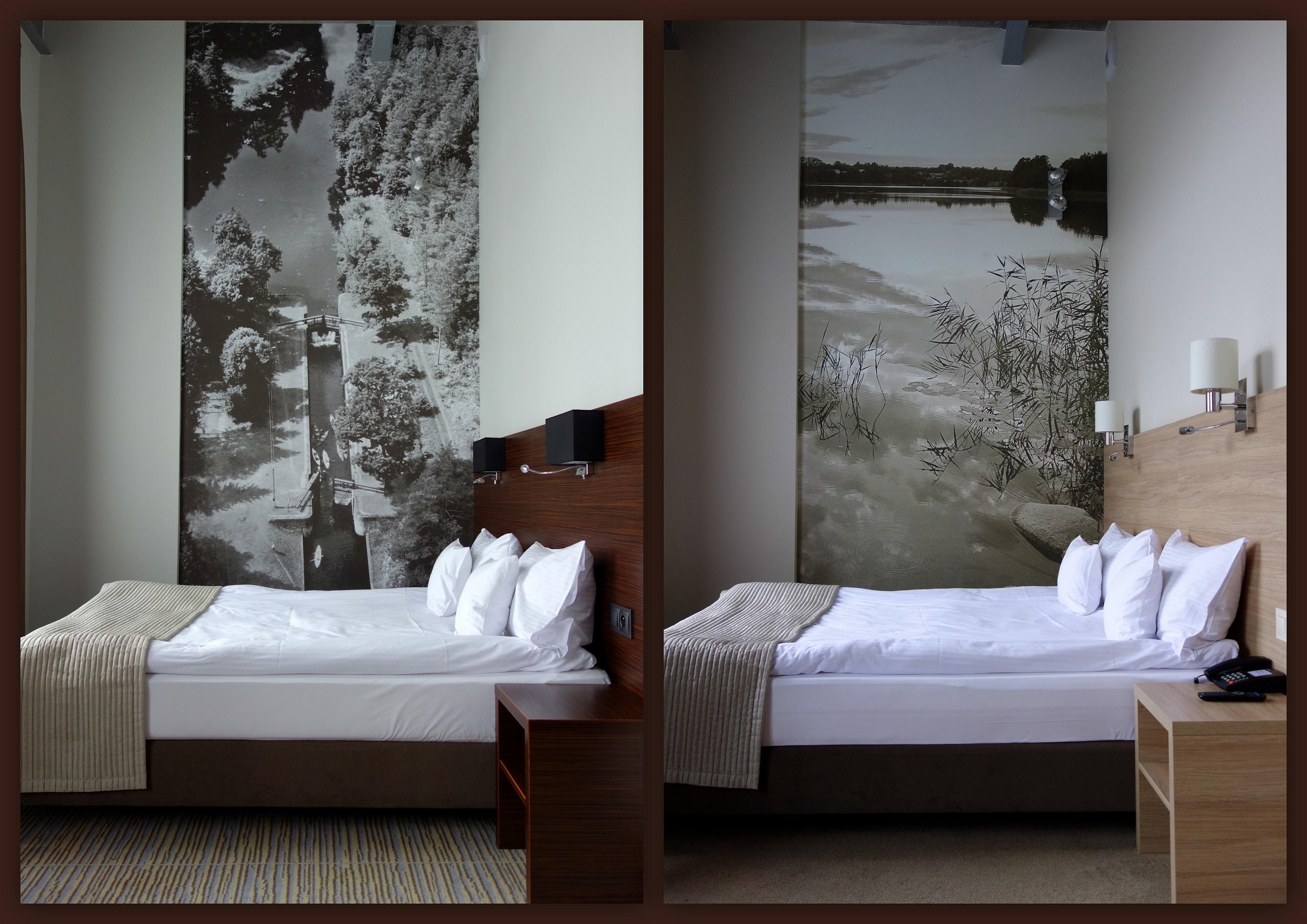 Hotel Loft 1898, Suwałki - wystrój