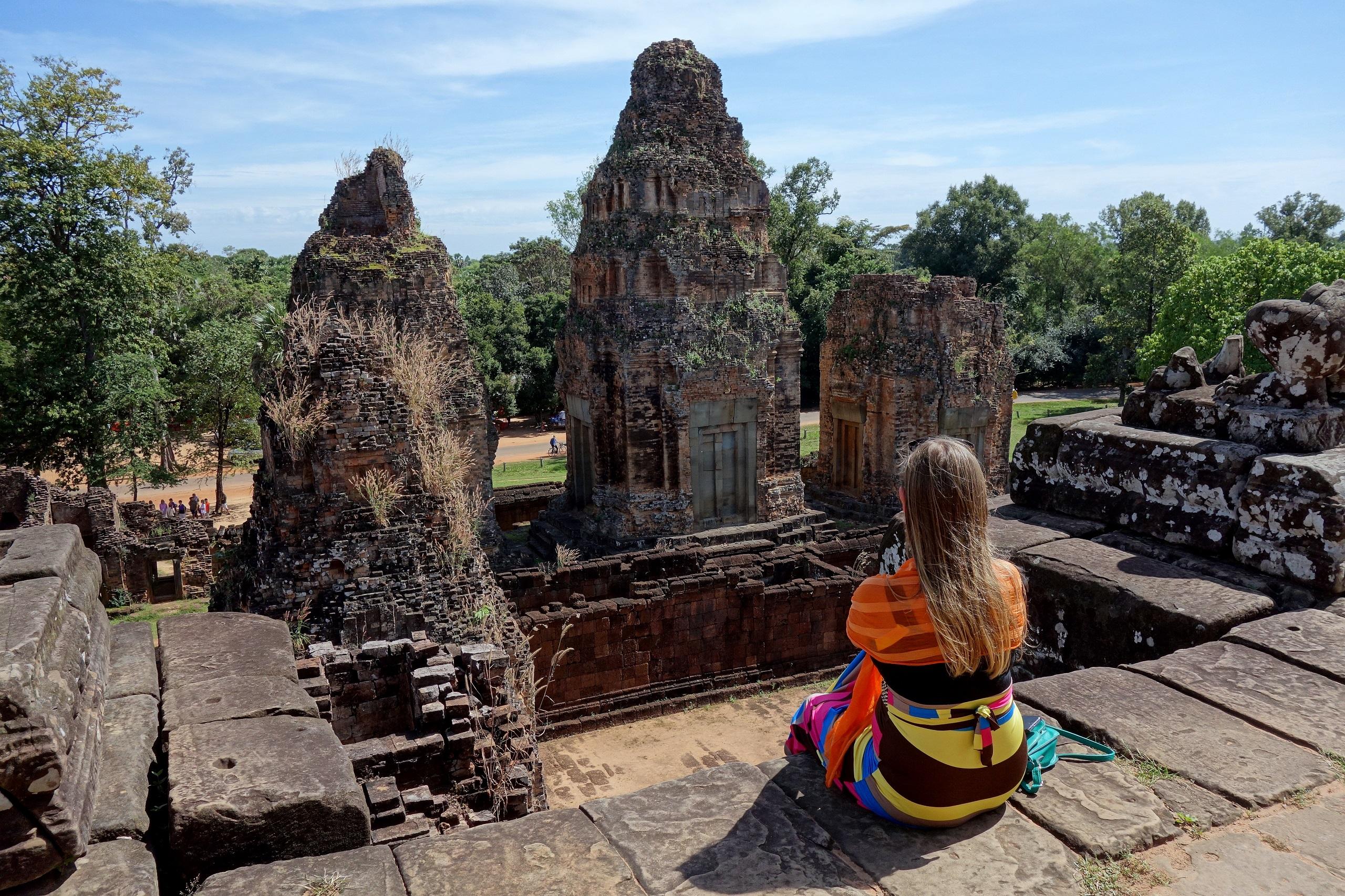 Kambodża, Angkor - moja miłość podróżnicza