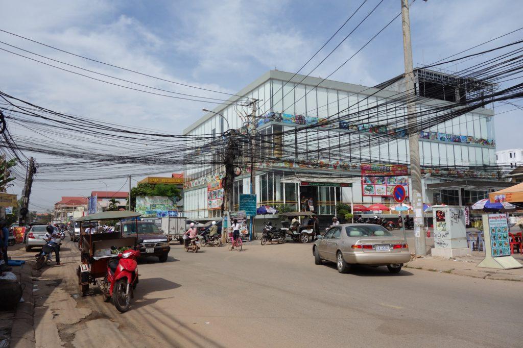 Siem Reap - koloryt miasta