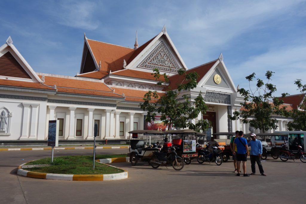 Główne kasy do Angkoru - Kambodża