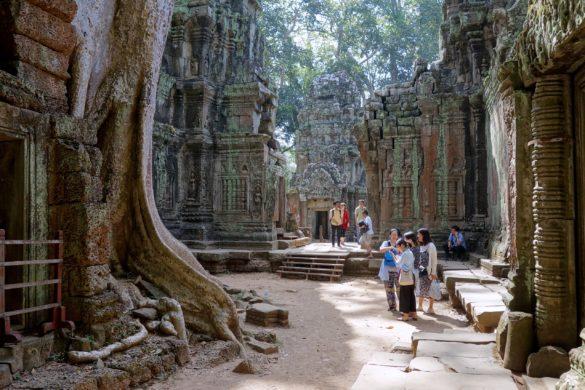 Spełnione marzenie podróżnicze - Angkor, Kambodża