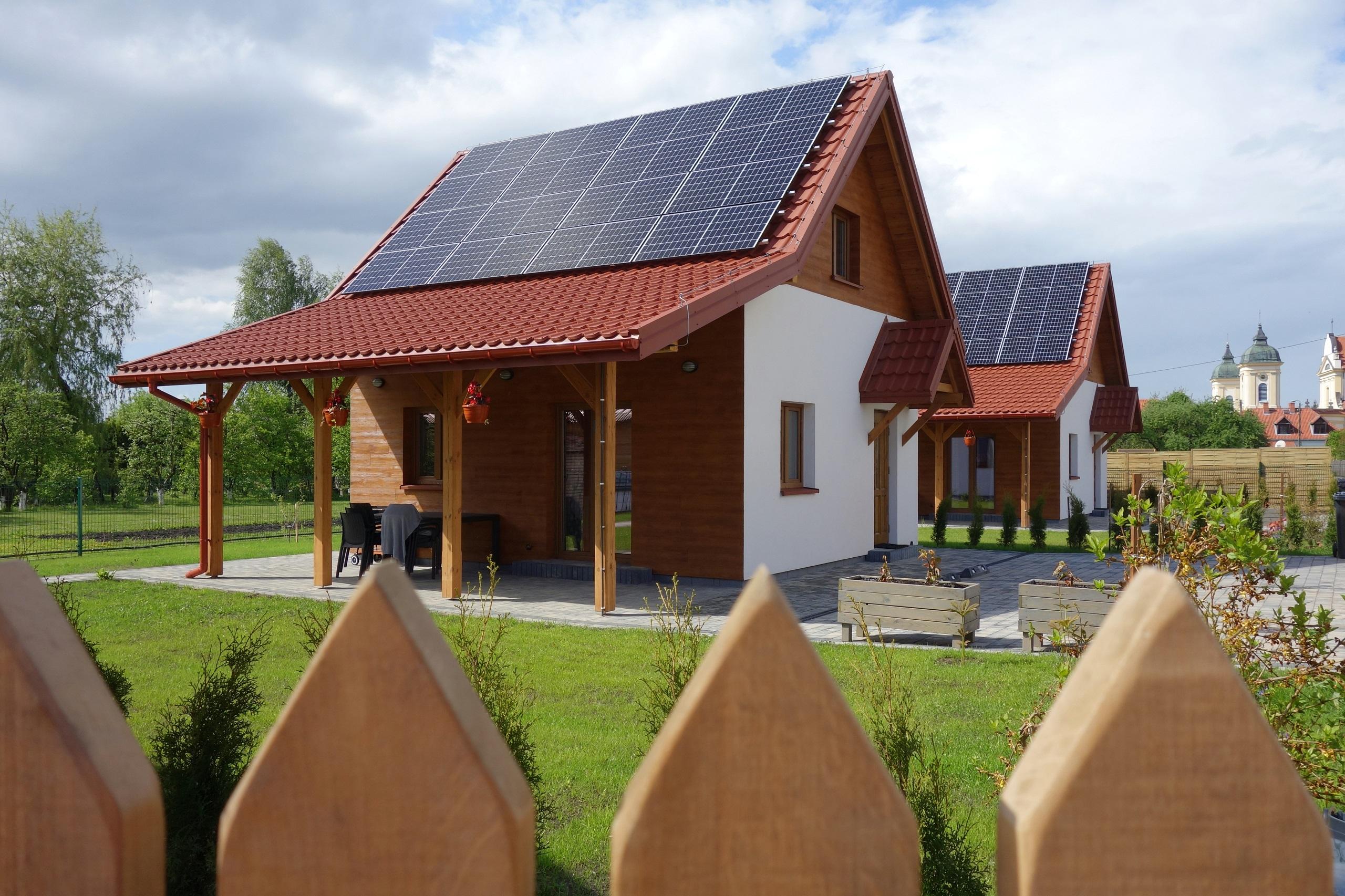 Przystanek Tykocin - domki w Tykocinie z własnymi warzywniakami